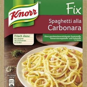 Knorr Mix Spaghetti Alla Carbonara 38 G