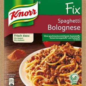 Knorr Mix Spaghetti Bolognese 42 G