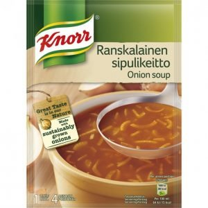 Knorr Ranskalainen Sipulikeitto 52 G