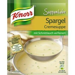Knorr Suppenliebe Asparges-Flødesuppe