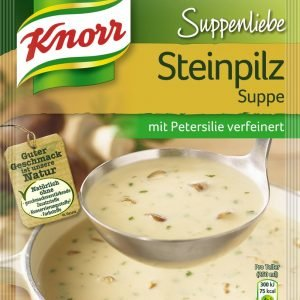 Knorr Suppenliebe Rørhattesuppe