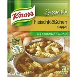 Knorr Suppenliebe Suppe Med Kødboller