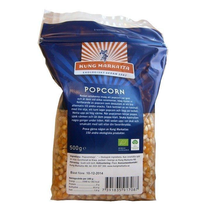 Kung Markatta Popcorn 500 g