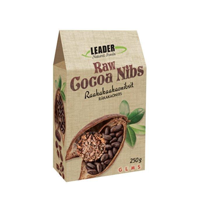 Leader Raw Cocoa Nibs 250 g