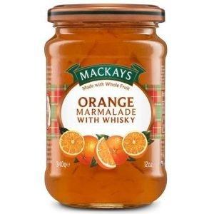 Mackays Appelsiini-Whiskymarmeladi