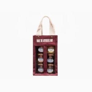 Mackays Minihillo- ja marmeladikassi 6 x 42 g