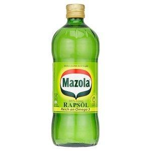 Mazola 100 % Ren Rapsolie 750 Ml