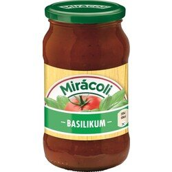 Miracoli Pastasauce Basilikum 400 G