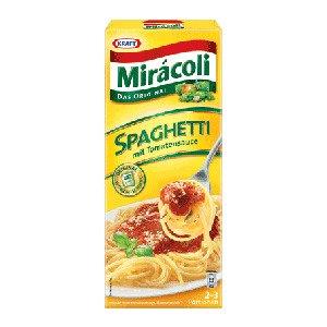 Miracoli Spaghettiret M / Tomatsauce 397 G