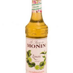 Monin Sirup Lime 70 Cl
