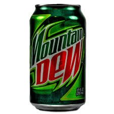 Mountain Dew 24x33 Cl