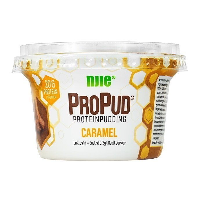 NJIE ProPud 200 g Chocolate
