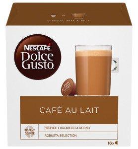Nescafe Dolce Gusto Café Au Lait 160 G