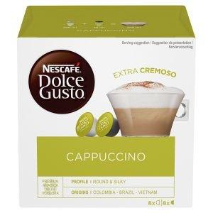Nescafe Dolce Gusto Cappuccino 186