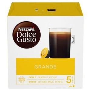 Nescafe Dolce Gusto Grande Caffé Crema 128 G
