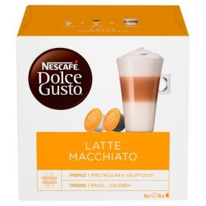 Nescafe Dolce Gusto Latte Macchiato 194 G