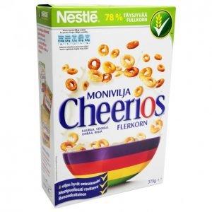 Nestle Cheerios Monivilja Täysjyvämuro 375g