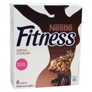 Nestle Fitness Suklaa Täysjyväpatukka 6x23