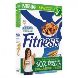 Nestle Fitness Täysjyvähiutale Muro 375g