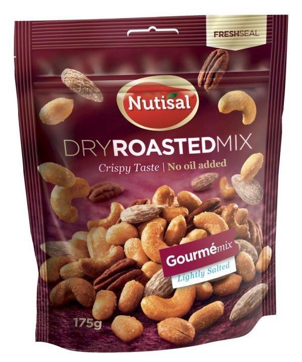 Nutisal Gourmet Mix Maustetut Pähkinät 175 G