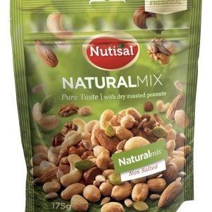 Nutisal Natural Mix Maustetut Pähkinät 175 G