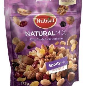 Nutisal Sporty Mix Maustetut Pähkinät 175 G