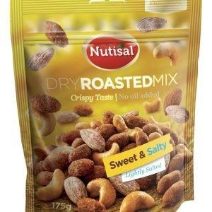 Nutisal Sweet & Salty Mix Maustetut Pähkinät 175 G