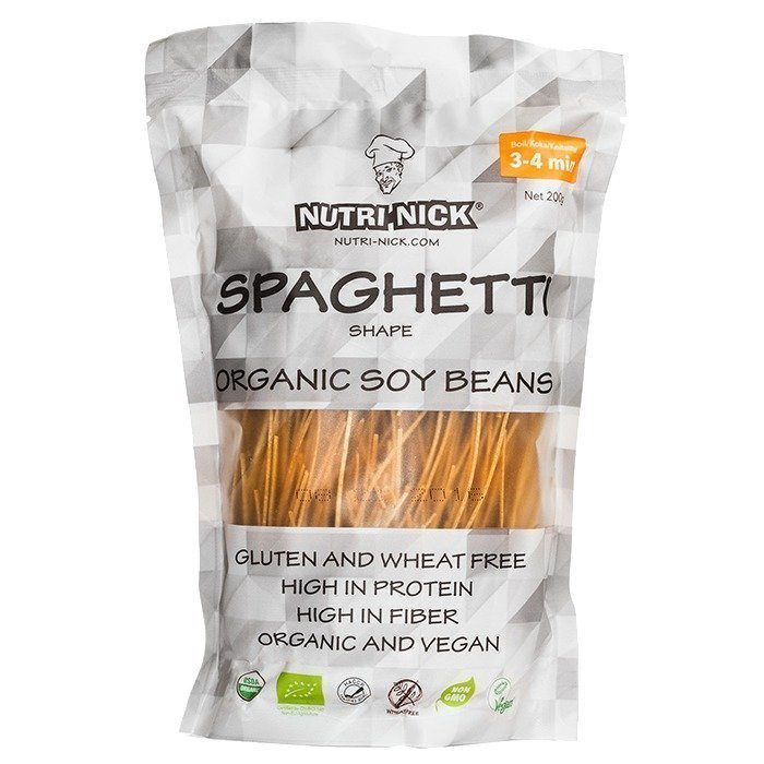 Nutri-Nick Soy Bean Spaghetti 200 g
