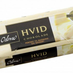 Odense Hvid Chokolade 200 G