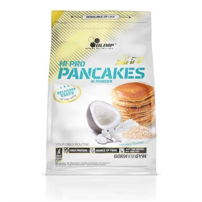 Olimp Hi Pro Pancakes 900 g Coconut