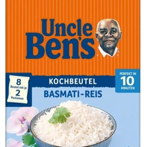 Onkel Ben's Basmatiris Kogepose 1 Kg