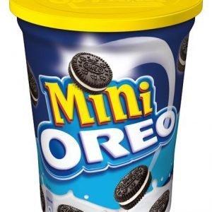 Oreo Mini Original Suklaatäytekeksi 115 G