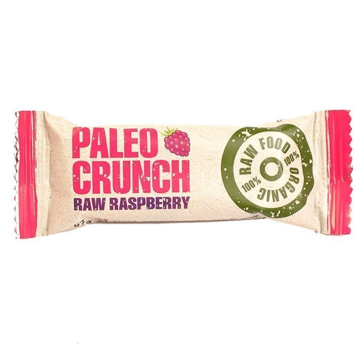 Paleo Crunch Raw Rasberry 47 g
