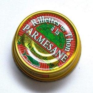 Parmesaanilla maustettu tonnikalatahna