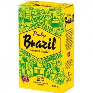 Paulig Brazil Sj Kahvi 500g