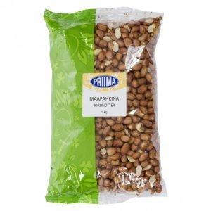 Priima Kuorellinen Maapähkinä 1 Kg