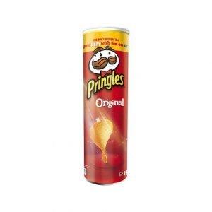 Pringles Original 190 G 2 For 35