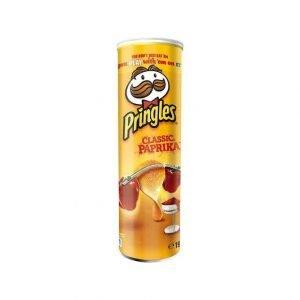Pringles Paprika 190 G 2 For 35