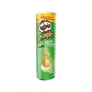 Pringles Sour Cream & Onion 190 G 2 For 35