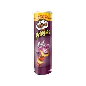 Pringles Texas Bbq Sauce 190 G 2 For 35