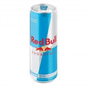 Red Bull Sugarfree 24x25 Cl