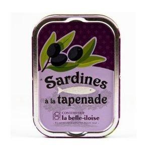 Sardiini tapenadissa 115 g
