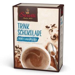 Sarotti Drikkechokolade Fint Kakaopulver 250 G