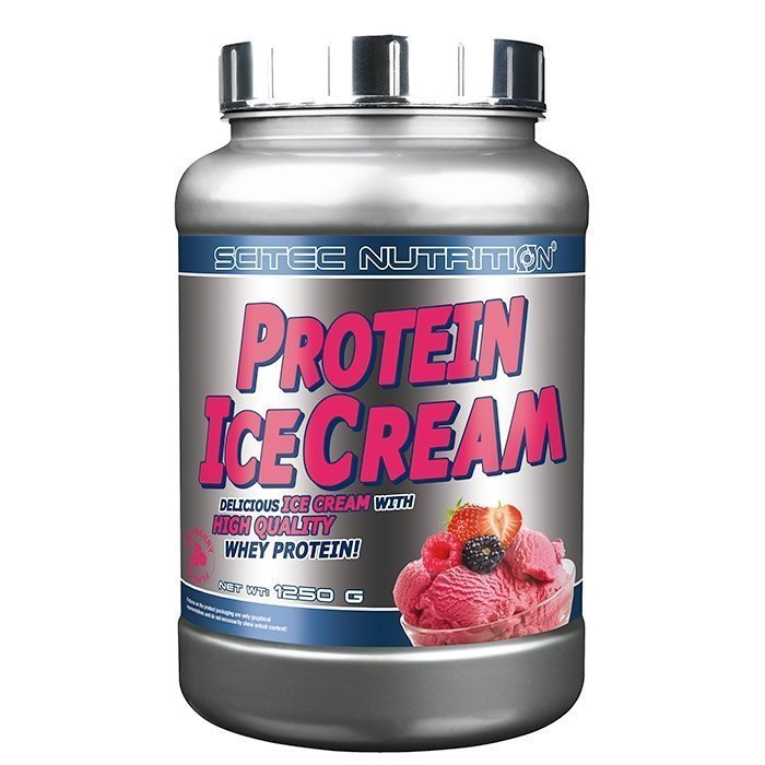 Scitec Protein Ice Cream 1250 g Red Berries