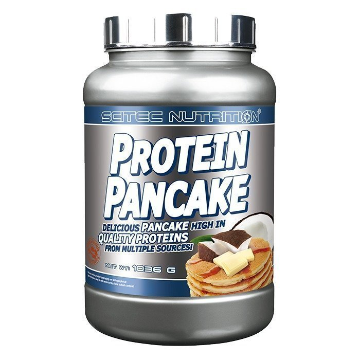 Scitec Protein Pancake 1036 g White Chocolate and Coconut