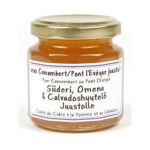 Siideri-omena-calvadoshyytelö