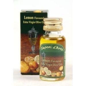 Sitruunainen ekstraneitsytoliiviöljy 12 ml