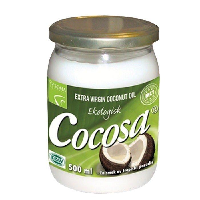 Soma Cocosa Extra Virgin kookosöljy 500 ml