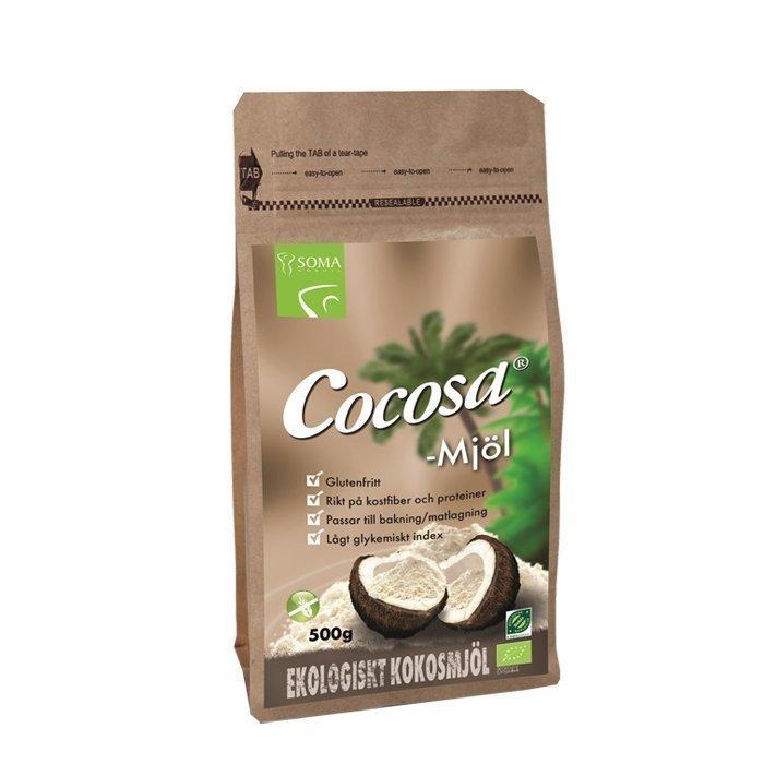 Soma Cocosa Kookosjauho 500 g