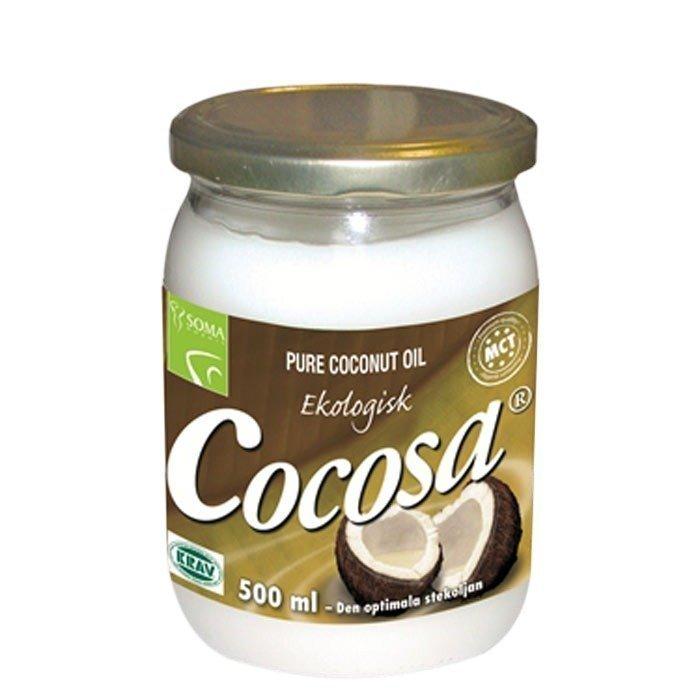 Soma Cocosa Pure Coconut Oil 500 ml